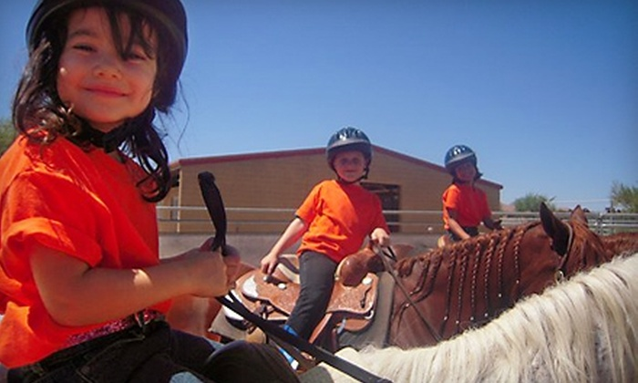 Bein Performance Horses - Scottsdale: Private Lessons or Youth Riding Camp at Bein Performance Horses In Scottsdale