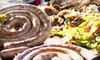 San Gennaro Feast - all locations - San Gennaro Feast: San Gennaro Feast - Little Italy Food and Music Festival for Two or Four (Up to 53% Off). Five Dates Available.