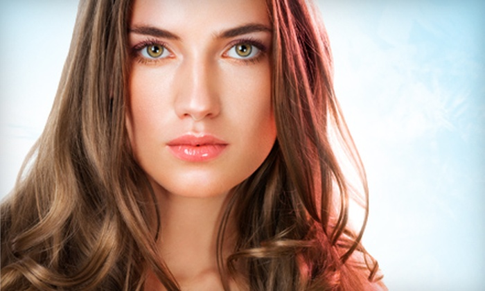 Colour Studio - Canyon Creek: Hair Services at Colour Studio in Richardson (Up to 57% Off). Four Options Available.