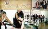 SpyngaFlows - Cleveland Heights: $30 for Five Spynga, Yoga, or Spinning Classes at Buddhaful Spin ($65 Value)