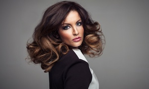 Carini Salon: Haircut Packages, Keratin or Root Touch-up at Carini Salon (Up to 58% Off). Five Options Available.