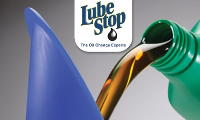Lube Stop - Multiple Locations: $18 for EcoGuard Oil Change at Lube Stop ($37 Value)