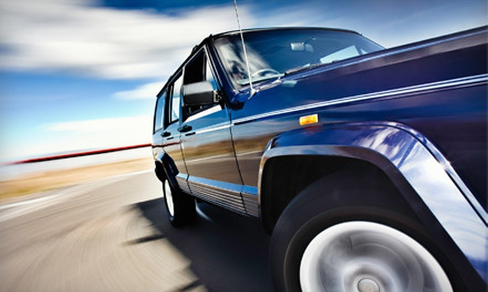 Carolina Auto Spa - Multiple Locations: 90- or 365-Day Wax for Car, SUV, Truck, or Minivan with Interior and Exterior Wash at Carolina Auto Spa (Up to 55% Off)