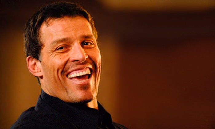 The National Achievers Congress - Downtown San Jose: $29 to Attend The National Achievers Congress with Anthony Robbins at San Jose Convention Center on April 10 ($95 Value)