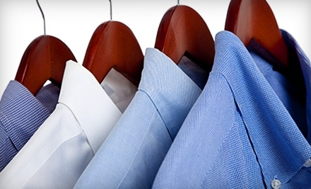 $25 Groupon to Captain Dry Clean  - Captain Dry Clean in Ewing