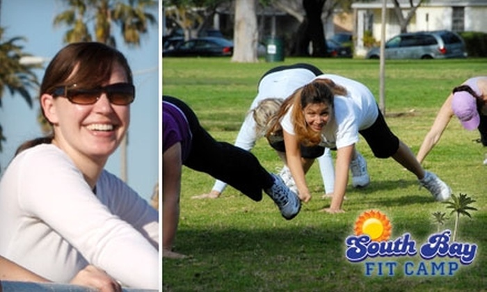 South Bay Fit Camp - Multiple Locations: $35 for Four Weeks of Unlimited Classes at South Bay Fit Camp ($299 Value)