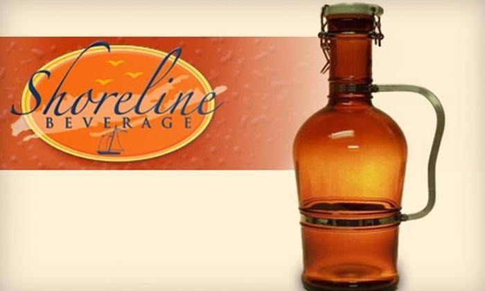 Shoreline Beverage - Huntington: $12 for $25 Worth of Microbrews, Sodas, and More at Shoreline Beverage