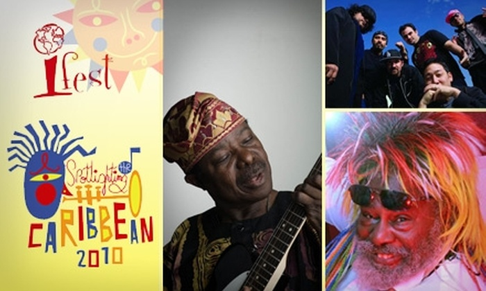 Houston International Festival - Houston: $10 for a Single-Day Admission to the Houston International Festival on April 17, 18, 24, or 25 (up to $18.50 Value)