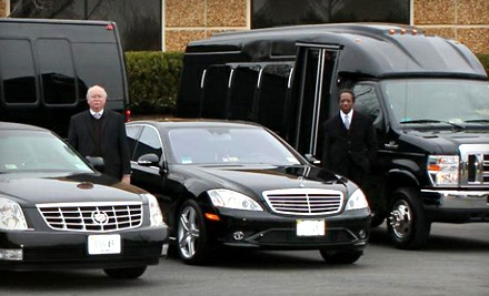 1-Way Car Service to O'Hare and Midway for Up to 3 People (a $104 value) - SLS Worldwide Transportation, Inc in