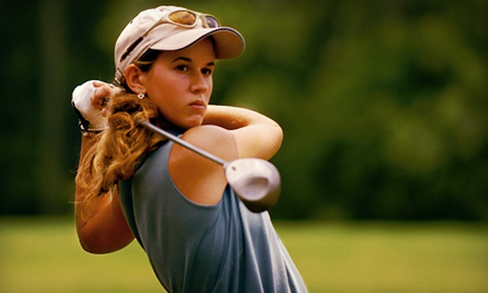 Brad Pluth Golf - Chanhassen: $99 for a Three-Hour Women's Golf Clinic from Brad Pluth Golf in Chanhassen ($200 Value)