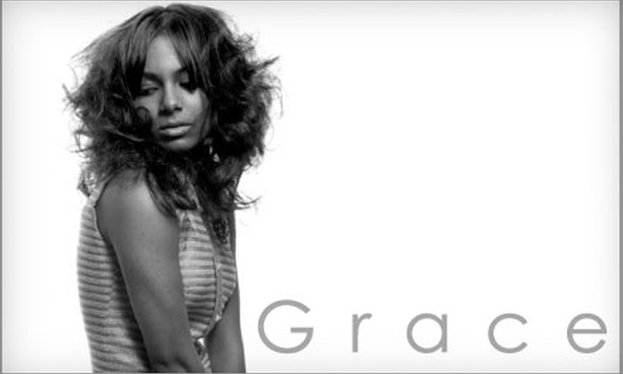 Grace Hair Salon - Pearl: $40 for $100 Worth of Services at Grace Hair Salon