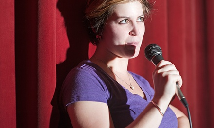Weekend Standup Show for One or Weekday Standup Show for Four at The Comedy Store (Up to 72% Off)