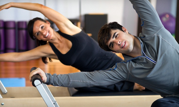 Trokey Pilates Studio - Saint Charles: Five Group Reformer Pilates Classes or One Month of Unlimited Group Reformer Pilates Classes at Trokey Pilates Studio in St. Charles (Up to 60% Off)