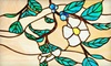 Verite Stained Glass Inc. - Bretton Woods: $89 for 24 Hours Worth of Stained-Glass Classes with a Take-Home Christmas Ornament at Verite Stained Glass in Avon ($180 Value)