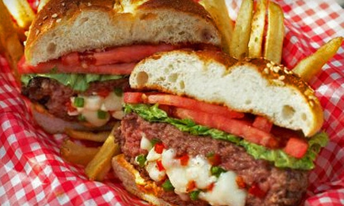 Belcourt Taps & Tapas - Hillsboro West End: Tapas and Southern Favorites or a Trolley Outing at Belcourt Taps & Tapas (Up to 54% Off). Three Options Available.