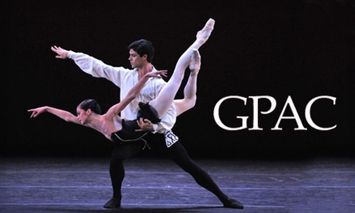 Germantown Performing Arts Centre - Germantown: One Ticket to a Dance Performance at Germantown Performing Arts Centre. Choose From Two Performances and Two Seating Options.