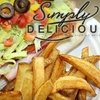 Simply Delicious - Lake: $6 for $12 Worth of Sandwiches, Pizza, Ribs, and More at Simply Delicious in Hartville