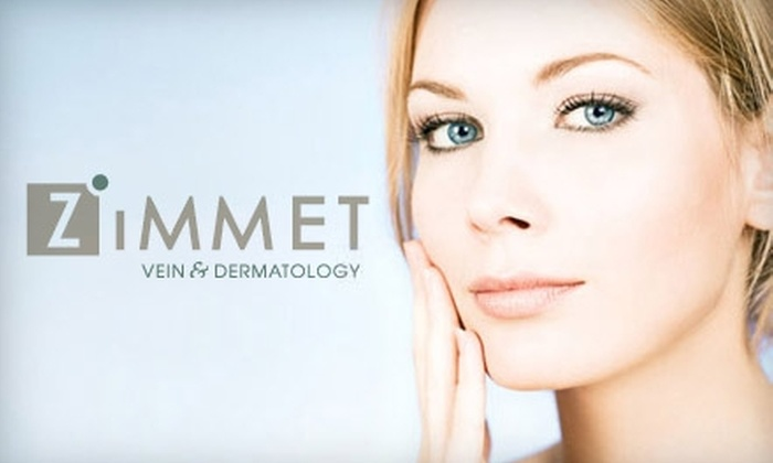 Zimmet Vein & Dermatology - Windsor Road: $39 for a 30-Minute Lunchtime Facial and Skin Analysis at Zimmet Vein & Dermatology ($85 Value)