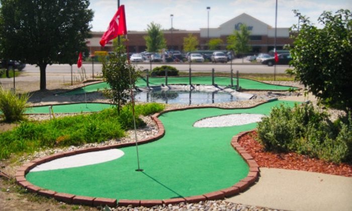 Orchard Golf Center - Greenwood: Miniature-Golf Outing for Two, Four, or Six at Orchard Golf Center in Greenwood
