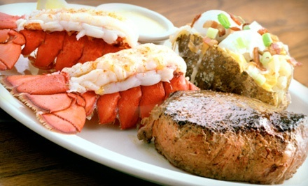 Steakhouse Cuisine at Outback Steakhouse ($20 Off)