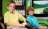 Sharkey's Cuts for Kids - Algonquin: $10 for a Kids' Haircut at Sharkey's Cuts for Kids in Algonquin (Up to $21.95 Value)