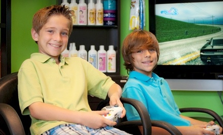 Sharkey's Cuts For Kids - Sharkey's Cuts for Kids in Algonquin