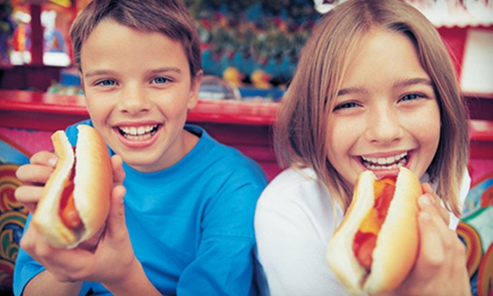 Spring Hill Chamber of Commerce Family Food Festival - Thompson's Station: $8 for a Family Food Festival Outing for Two on March 24 in Thompson's Station ($16 Value)