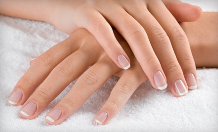 CND Shellac Manicure (a $40 value) - Nails by Alfa in San Antonio