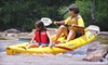Broad River Outpost - Danielsville: $16 for Canoe or Kayak Rental and T-shirt at Broad River Outpost (Up to $32 Value)