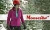Moosejaw **NAT** - DePaul: $25 for $50 of Outdoor Apparel, Gear, and More at Moosejaw