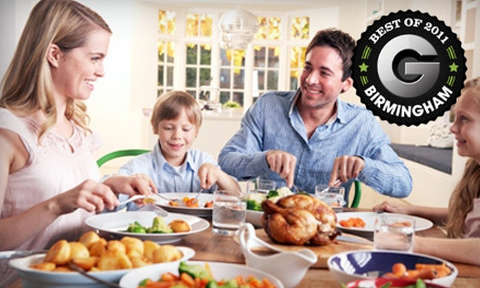 E-Mealz: $29 for 12 Months of Online Meal Planning from E-Mealz ($58 Value)