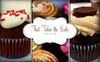 That Takes the Cake - Cow Hollow: $15 for a Dozen Hand-Frosted Cupcakes at That Takes the Cake ($33 Value)