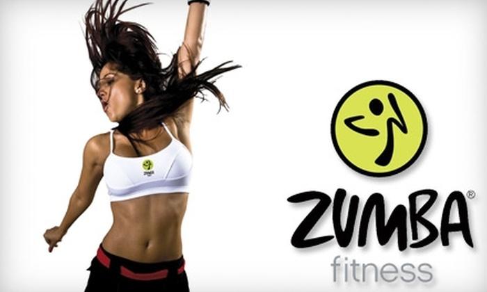 Casa Ritmo Zumba & Latin Dance Studio - Castle Hills: $30 for a 10-Class Punch Card to Casa Ritmo Zumba & Latin Dance Studio ($65 Value)