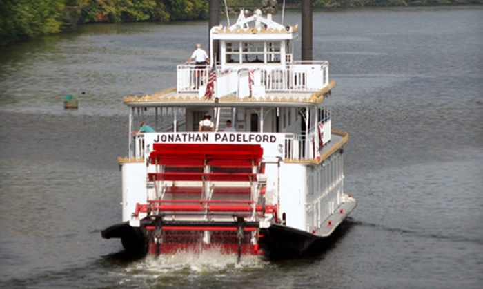 Padelford Riverboats - Concord-Robert: $25 for Showboat Theater for Two from Padelford Riverboats in St. Paul (Up to $50 Value)