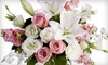 Flowers by Jeni - Bavarian Village: $20 for $40 Worth of Floral Arrangements, Baskets, and More at Flowers by Jeni in New Braunfels