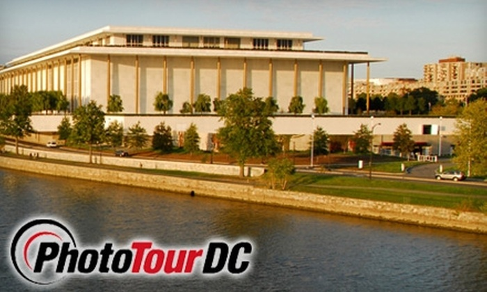 PhotoTour DC - Downtown - Penn Quarter - Chinatown: $39 for a Half-Day Photography Tour from PhotoTour DC