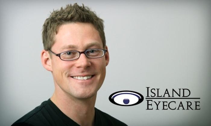 Island Eyecare - Downtown: $50 for $200 Toward Complete Prescription Eyewear at Island Eyecare