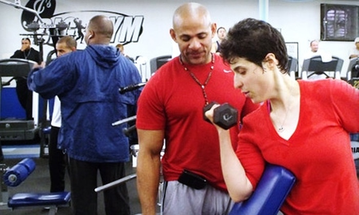 J's Big Gym - Fort George: $29 for a One-Month Gym Membership and Unlimited Group Classes at J's Big Gym in Washington Heights ($65 Value)