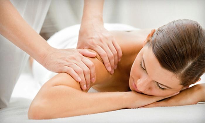 Blue Jasmine Massage Studio - North Charleston: One or Three 60-Minute Massages at Blue Jasmine Massage Studio in North Charleston