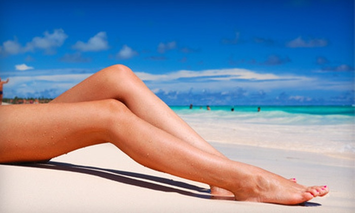 Sun on the Run - Jacksonville: One or Three Mobile Airbrush Tans from Sun on the Run (Up to 53% Off)