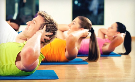 Fitness Package (a $294 value) - Lions Gym in Robbinsdale