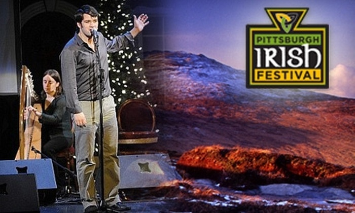 Pittsburgh Irish Festival - West Oakland: $15 for Two Tickets to Irish Christmas in America, Presented by the Irish Partnership & Pittsburgh Irish Festival (Up to a $44 Value)