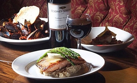 $20 Groupon to Taverna Red - Taverna Red in Summerfield