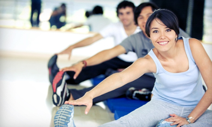 Downtown Fitness & Wellness - Cary: 10 or 20 Group Fitness Classes at Downtown Fitness & Wellness (Up to 55% Off)