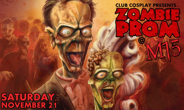 Club Cosplay - Club Cosplay: Up to 56% Off Zombie Prom Presented by Club Cosplay