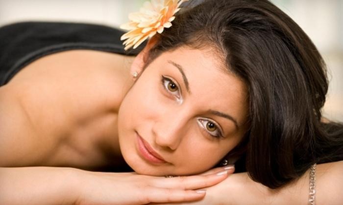 Donatella's Salon & Day Spa - North Syracuse: Spa Mani-Pedi with 60-Minute Massage or Facial at Donatella's Salon & Day Spa (Half Off)