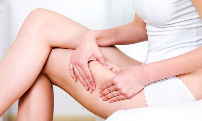 Julie's Power of Touch Massage - 21 Oak Building: One or Three Groupons, Each Good for a Cavi-Lipo Cellulite Treatment at Julie's Power of Touch Massage (51% Off)