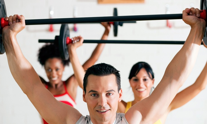 CrossFit Garwood - Garwood: $59 for One Month of Unlimited Group Training Sessions at CrossFit Garwood (a $199 Value)