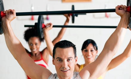 One or Two Months of Unlimited Group Training Sessions at CrossFit Garwood (Up to 75% Off)