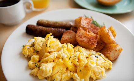 $30 for Three Groupons, Each Good for $20 Worth of American Diner Food at Claudette's Cafe